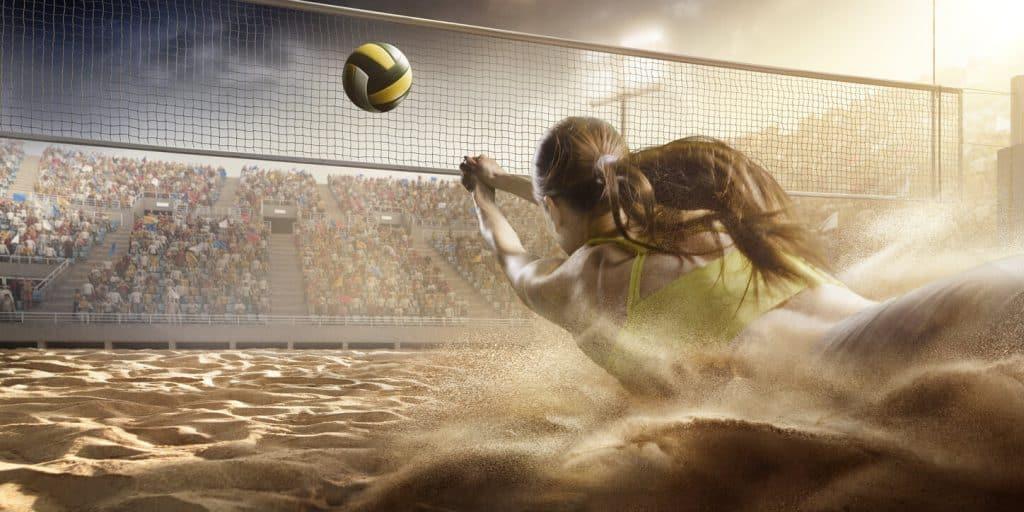Apostas para vôlei - O favorito do brasil