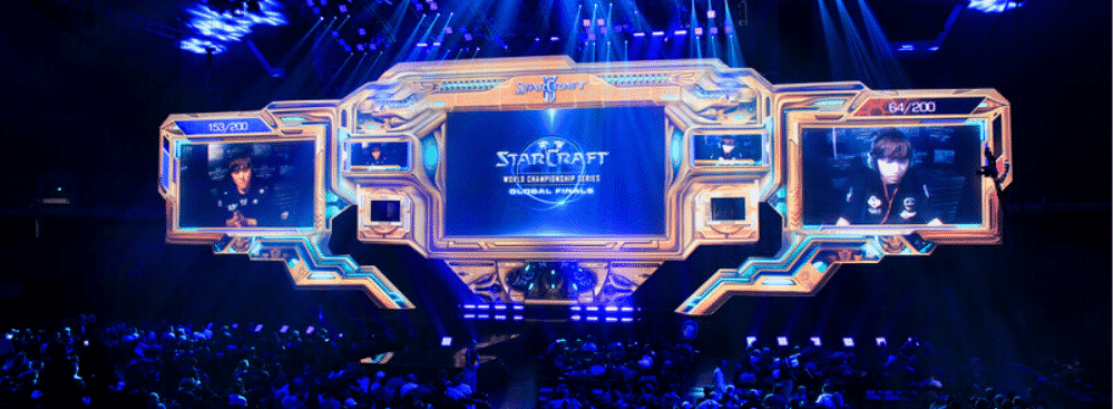 Apostas Starcraft 2 online brazil