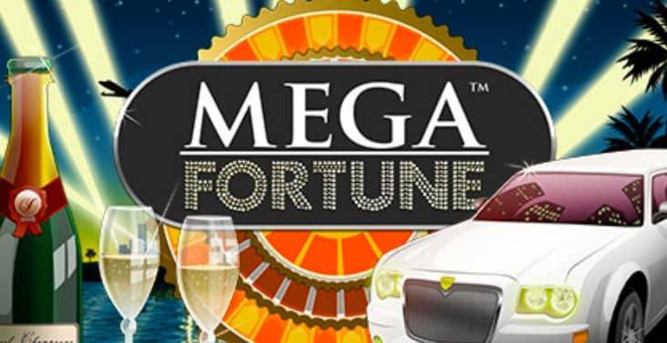 Mega Fortune - Jackpot progressivo da NetEnt