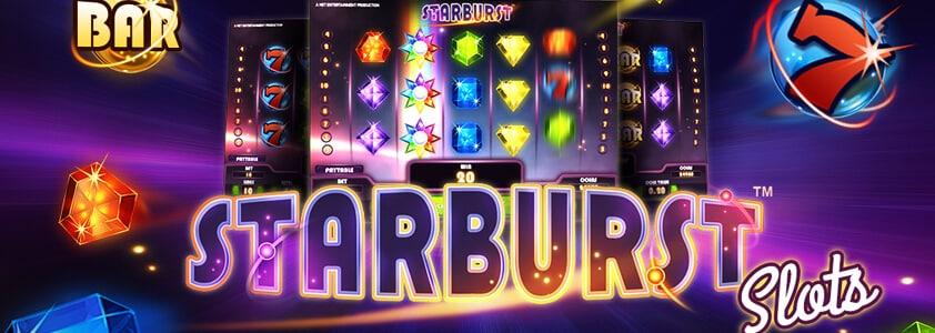 Starburst - Um dos melhores slots do mundo