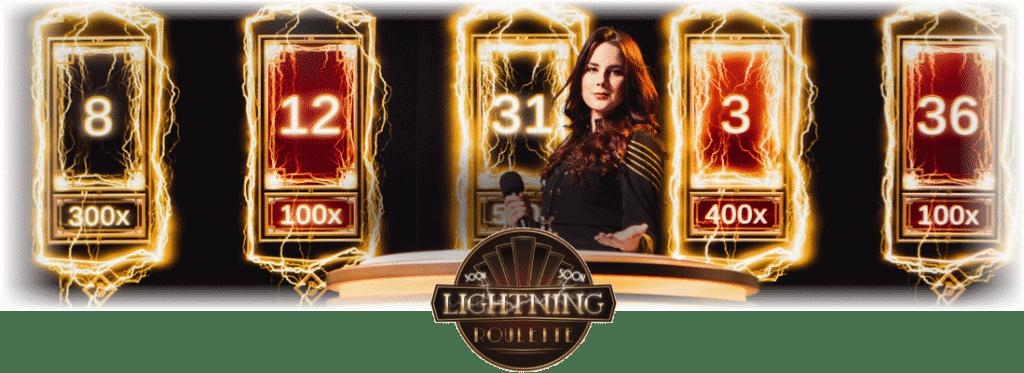 Lightning Roulette - Descubra um emocionante jogo de mesa