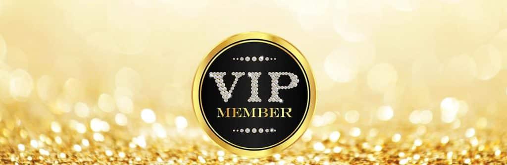 Programas VIP e bônus